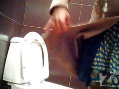 Tuvaletin 1.664 halinde gözetleme