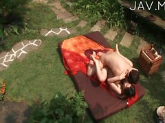 Soft Outdoor Massage
