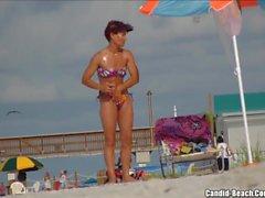 Bikini Sexy Beach Girls Voyeur VideoHD teaser