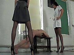 Nurse punir la