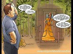 2D Comic: Spellbinder. Episode 2