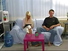 Z44B 833 Czech Babe does Audition