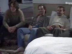 Sandy Rebecca Lord Rocco Siffredi in classic porn clip