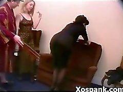 Pervers Erotique rythmés Spanking Jeux
