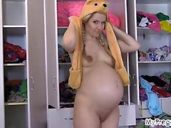 Pigtail Wardrobe Fun