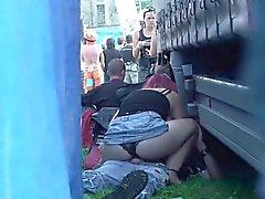 Чех Snooper - Государственное Sex во время концерта