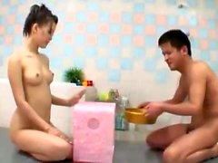 Japon masajı handjob