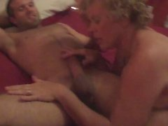 Grandma loves young cock....part 2