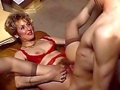 Geile Reife Fotze Arschficken und Maulbesamung