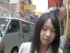 softcore asian public flash bikini