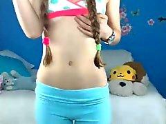 Horny Teen front WebCam #1