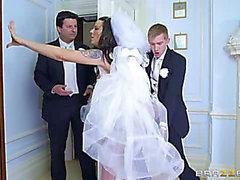 Simony Diamond bedrohlich gefürchteten Große Wazoo Hochzeitstag