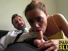 Sexy Susi Starr wird grob von Big Dick Pascal gefickt