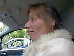 Swinger German Couple Carsex Outdoor - Part. 1