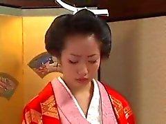 geisha jump - off