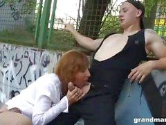 Бабуля Аманда Общественная Баскетбольное Секс