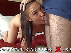 Casting session threesome and dp