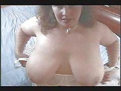 BBW Princess- Tit Fucked