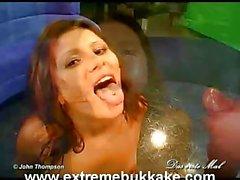 Jugendlich Das Adina Trinken Cum die ganze Nacht lang !
