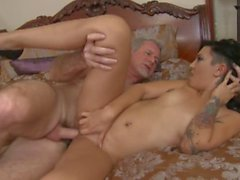 Old Man Fucks Teen Girl