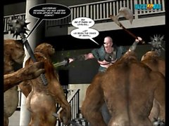 3D Comic: Langsuir Chronicles. Episodes 10-11