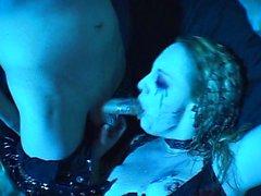 Gothic freaks having sex