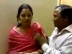Desi Bhabhi in Salwar Suit Boobs Fondled wid Hindi Audio =Kingston=
