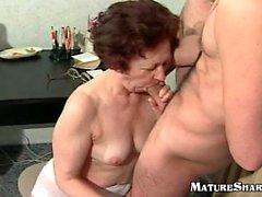 Seventy Plus Granny Ria