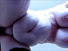 Really Fat MILF with big boobs fucked hard