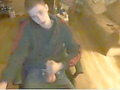 Сексуальная молодая Str8 Мальчик Онанизм на вебкамеру , Горячая Дева ишака
