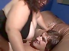 BBW Mature Gets Sex
