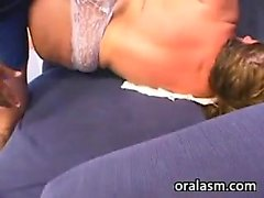 Thick Slut In Lingerie Getting Anal Fucked