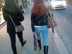 Nice ass in Paris (part II)