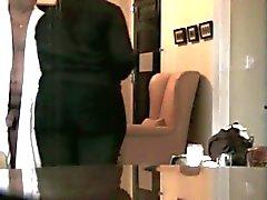 Clignotant la bonne des service d'étage