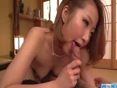 Miku Kirino feels extreme in scenes of dirty Asian porn