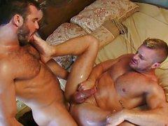 Jessy Ares and Landon Conrad