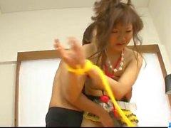 Mahiru Tsubaki gets fucked and made to swallow