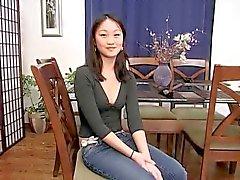 Ее первый Анализ Китае с девушкой