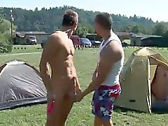 Porn black world gay gallery Camp-Site Anal Fucking