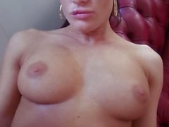 Secretary gets her pussy banged and is cummed on