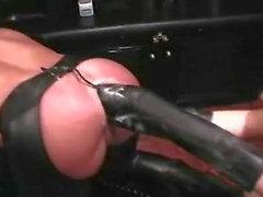 TS Eva Vortex Fisting a Man Deep