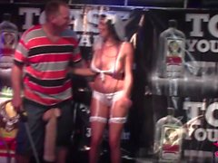 Naked Bachlorette Party Sluts Key West Huge TITS P2