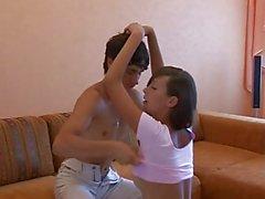 Olya & Misha