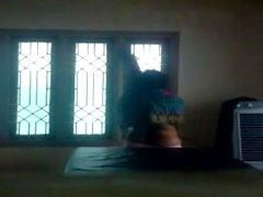 bangla lady private massage service and fucking - Wowmoy