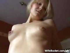 Horny young amateur couple makes a homemade sex tape of an ass fucking