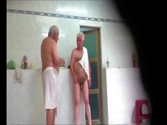 Nacktbäder und Sauna