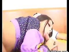Beautiful Arab Girl Wants Some Hard Dick