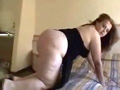 BBW Huge Butt