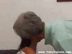 Italian Amateur Deia Gran Figa
