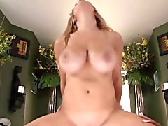 Busty milf stepmom fucking her stepson and gf